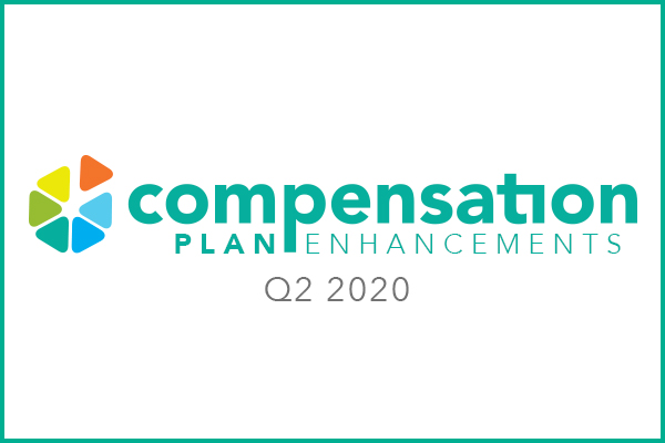 Compensation Plan Enhancements May 2020
