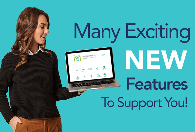 Many Exciting new Features to Support You!
