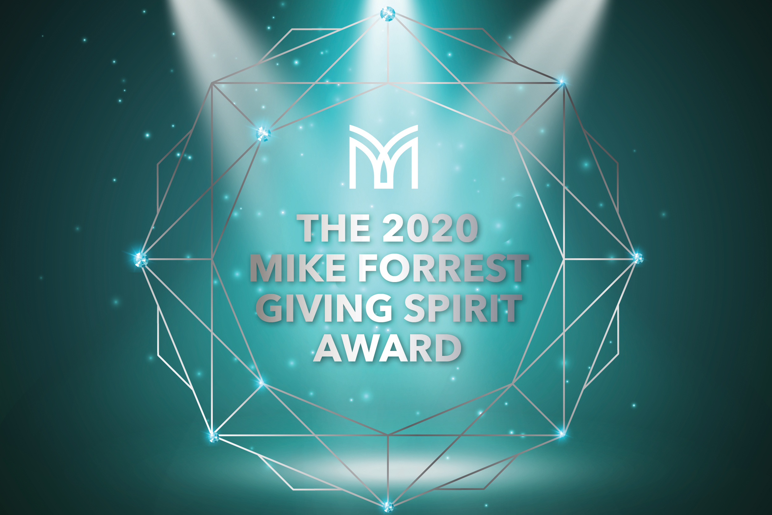 The 2020 Mike Forrest Giving Spirit Award – Nomination Closed