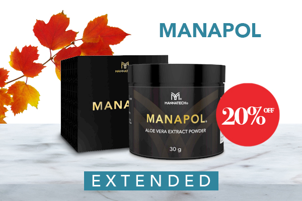 Manapol – The purest form of Aloe Vera