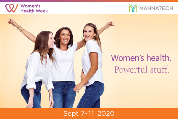 Women's Health Week – Join us for a chance to WIN!