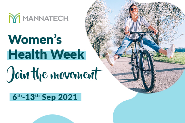 Women's Health Week – Join The Movement