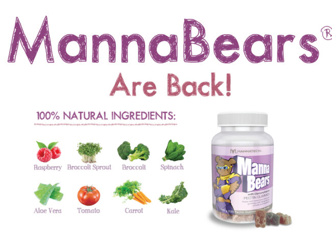 MannaBears Are Back !