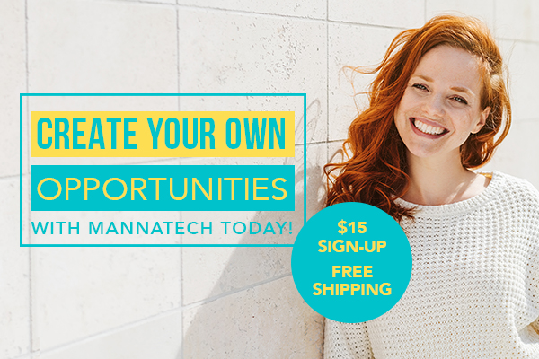 Join Mannatech today!