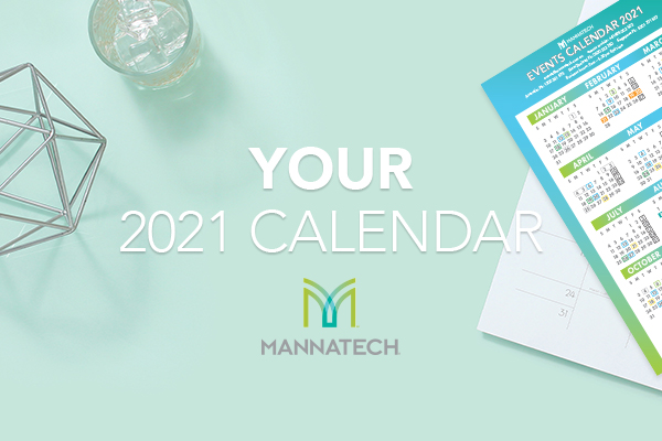 2021 Events Calendar….Now Available