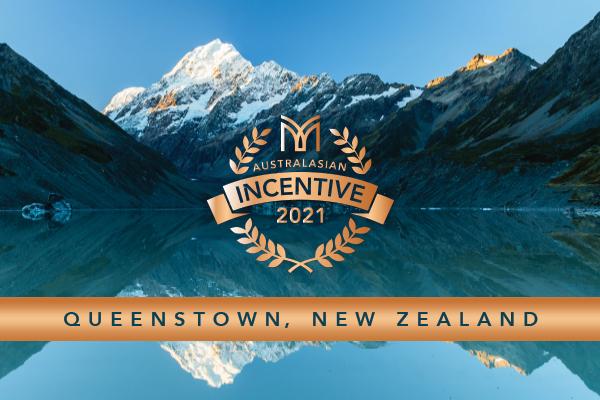 2021 Australasian Incentive!