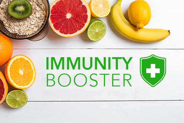 Boost your Immune System Naturally…