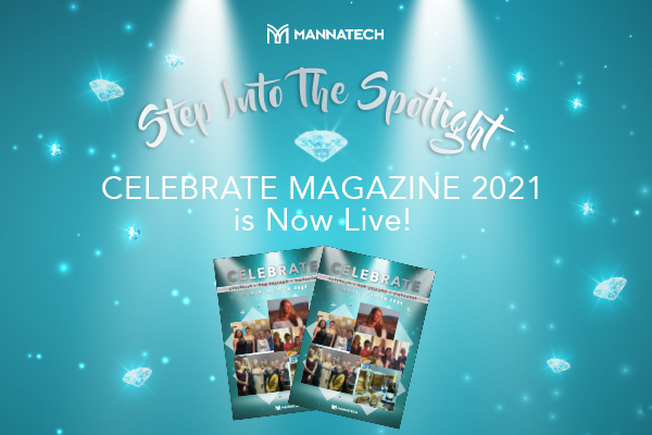 The Celebrate Magazine is here!
