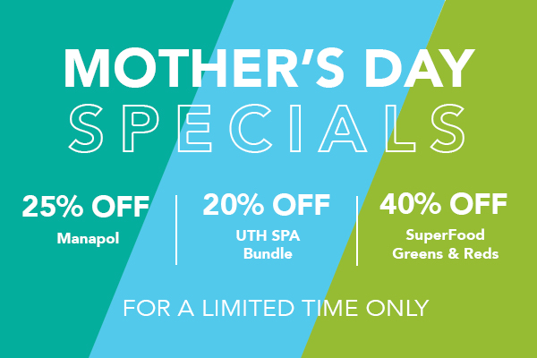 Mother's Day Specials…